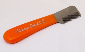 Greyhound Carding Knife Coarse